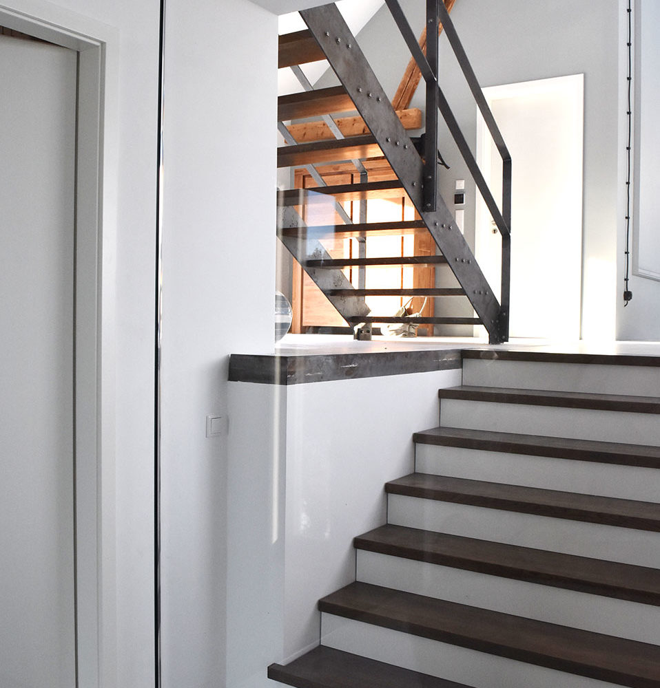 Edler Treppenaufgang